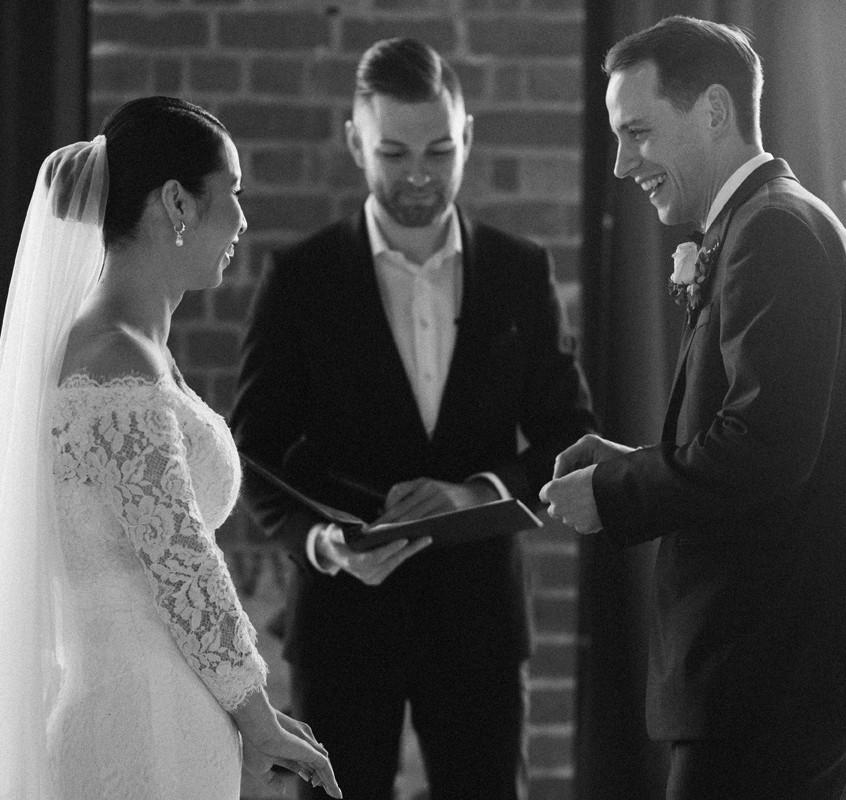 benn stone melbourne's best wedding cele