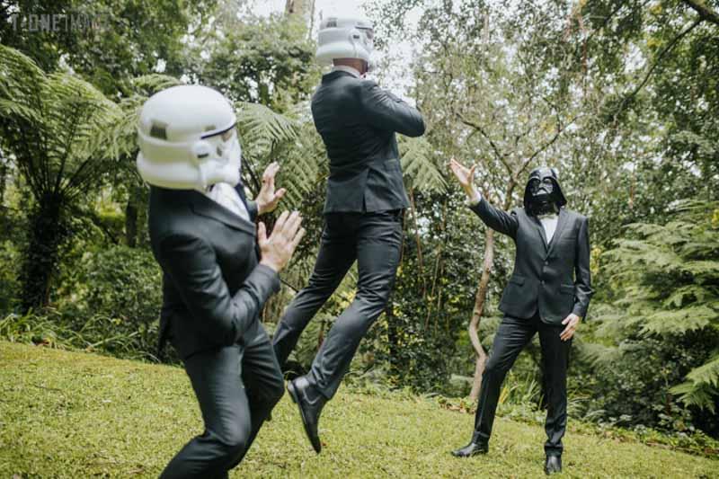 cool male wedding celebrants