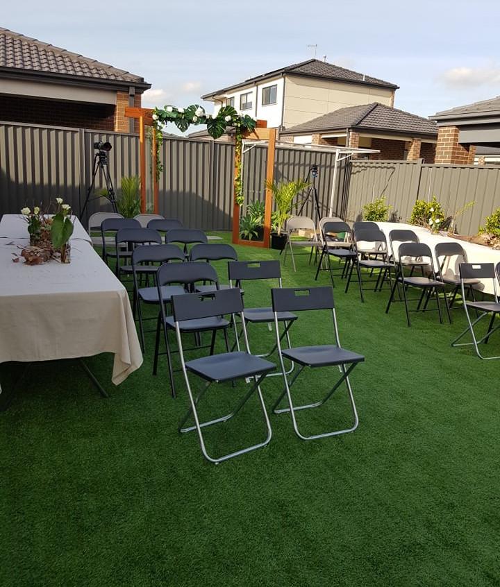 backyard weddings melbourne