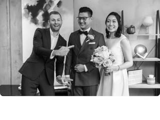 Registry Small Wedding - Benn Stone