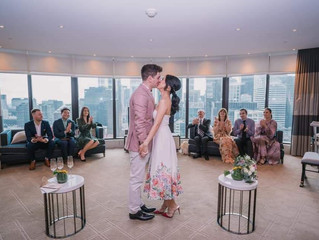 Benn Stone - Small wedding Celebrant Melbourne
