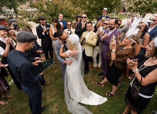 what a unique wedding!!wow what a review!! thanks Catherine and Andoni! When we had a vision of our