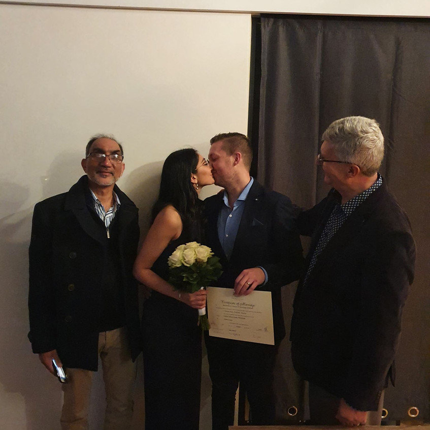 melbourne wedding officiant