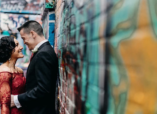 Benn Stone, Fun male Celebrant making wedding's cool in Melbourne
