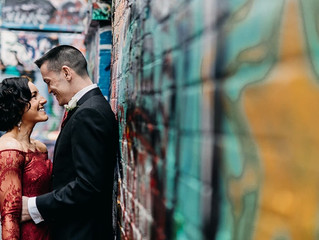 Benn Stone, Fun male Celebrant making wedding's cool in Melbourne