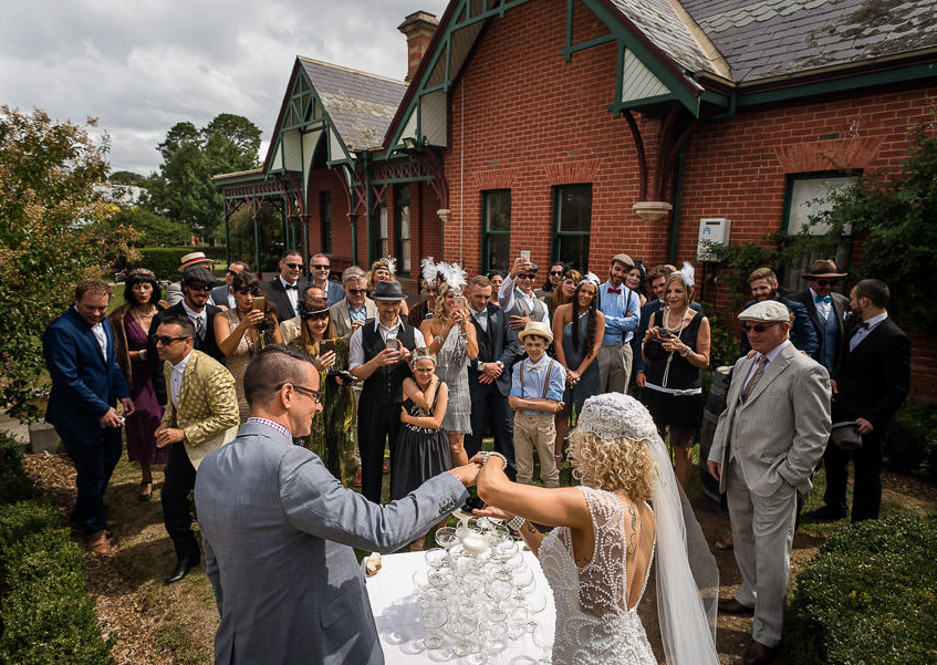 benn stone winery weddings