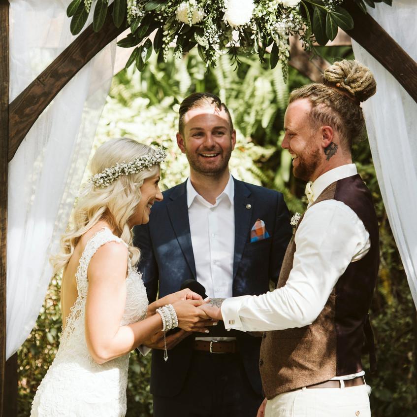 melbourne wedding officiants