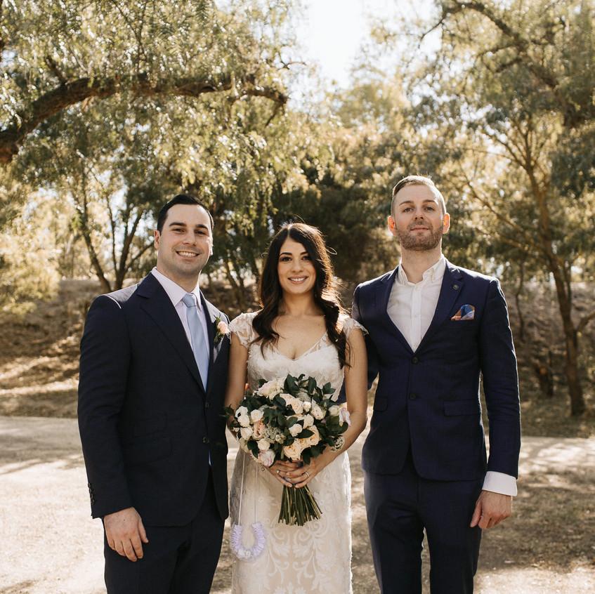 wedding officiants funky hip melbourne