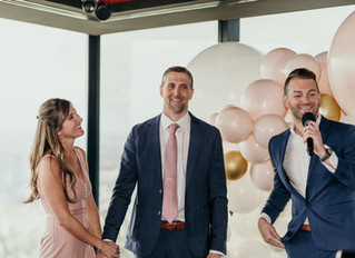 Eureka Tower Wedding Celebrant