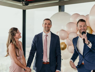 Eureka Tower Wedding Celebrant