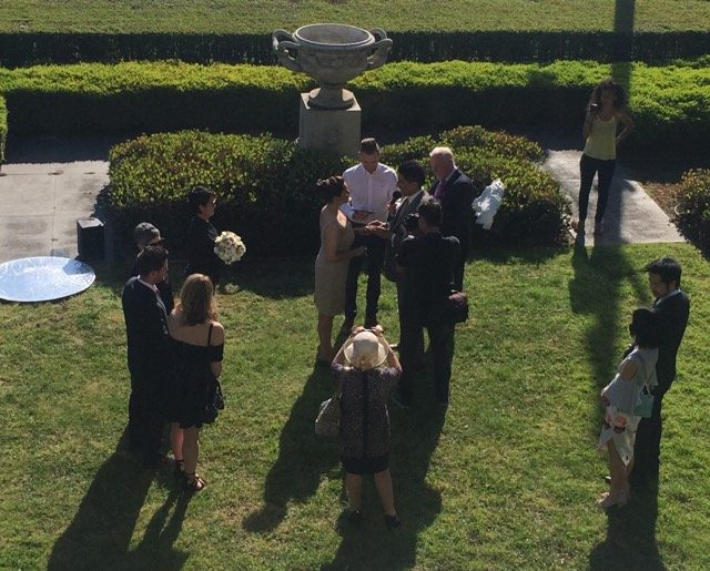 melbourne's best wedding celebrants brides male funny cool young