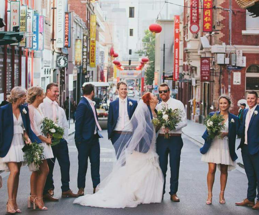 best wedding celebrants melbourne city
