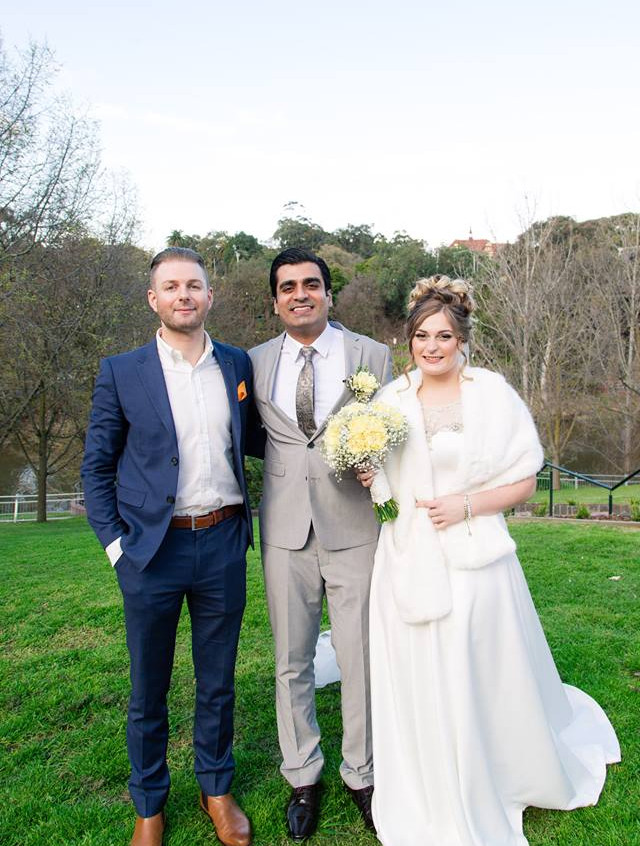 melbourne richmond hawthorn celebrant benn stone fun weddings - Copy