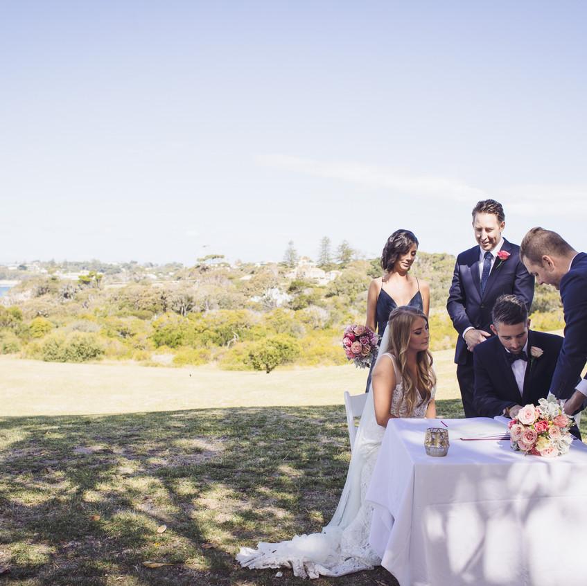beach wedding celebrant melbourne