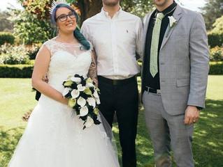 Baxter Barn Wedding Celebrant