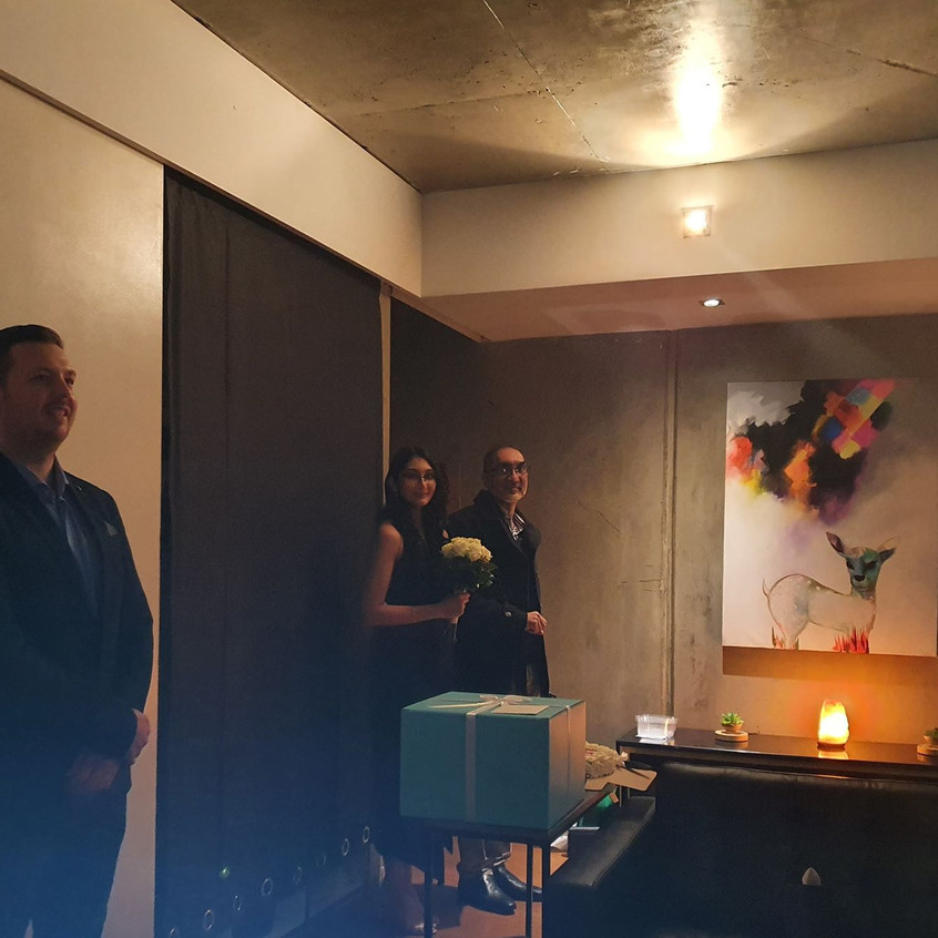 small wedding celebrant melbourne