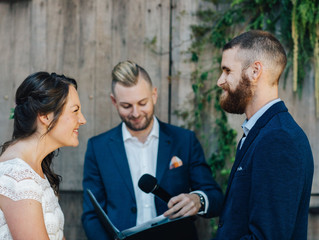 Fun Engaging Celebrant with Great Reviews!