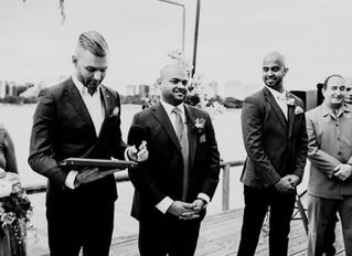 Modern fun wedding officiant Melbourne