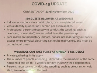 Melbourne Wedding Celebrant Restrictions