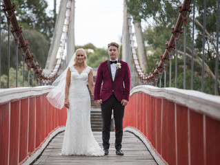 Fun and young male wedding officiants Melbourne
