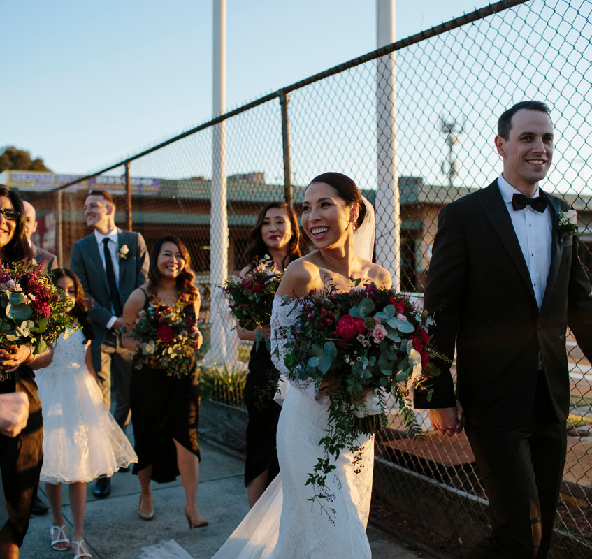 fun relaxed marriage celebrant melbourne