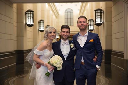 the dome melbourne city wedding celebrant best modern fun
