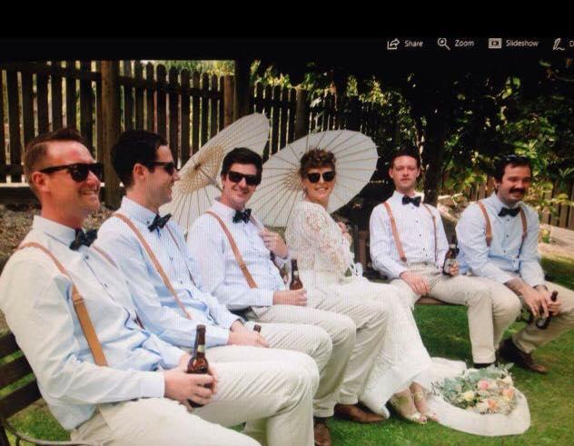 male fun celebrants