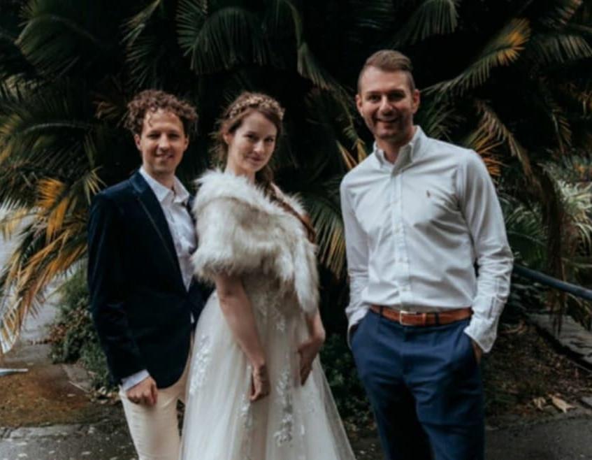 benn stone free weddings