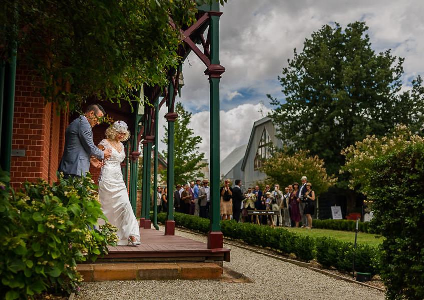 winery weddings melbourne celebrant