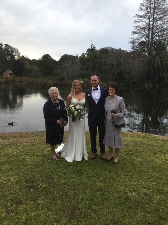 botanical gardens weddings melbourne celebrants