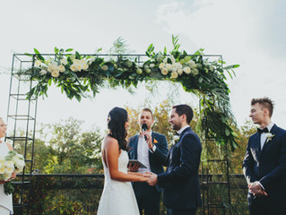 Circa, The deck St Kilda Wedding