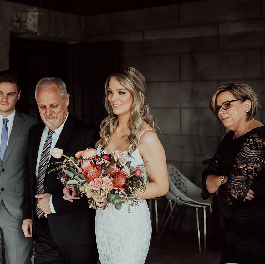 modern younf wedding celebrants