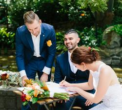 in demand wedding celebrants