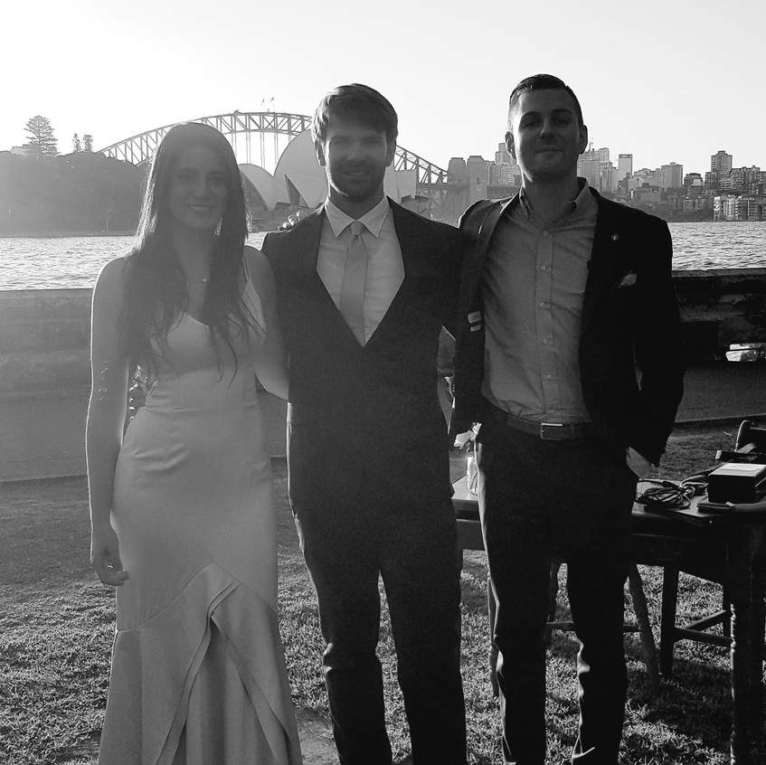fun wedding celebrants