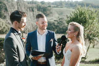 Fun Wedding Celebrant Melbourne