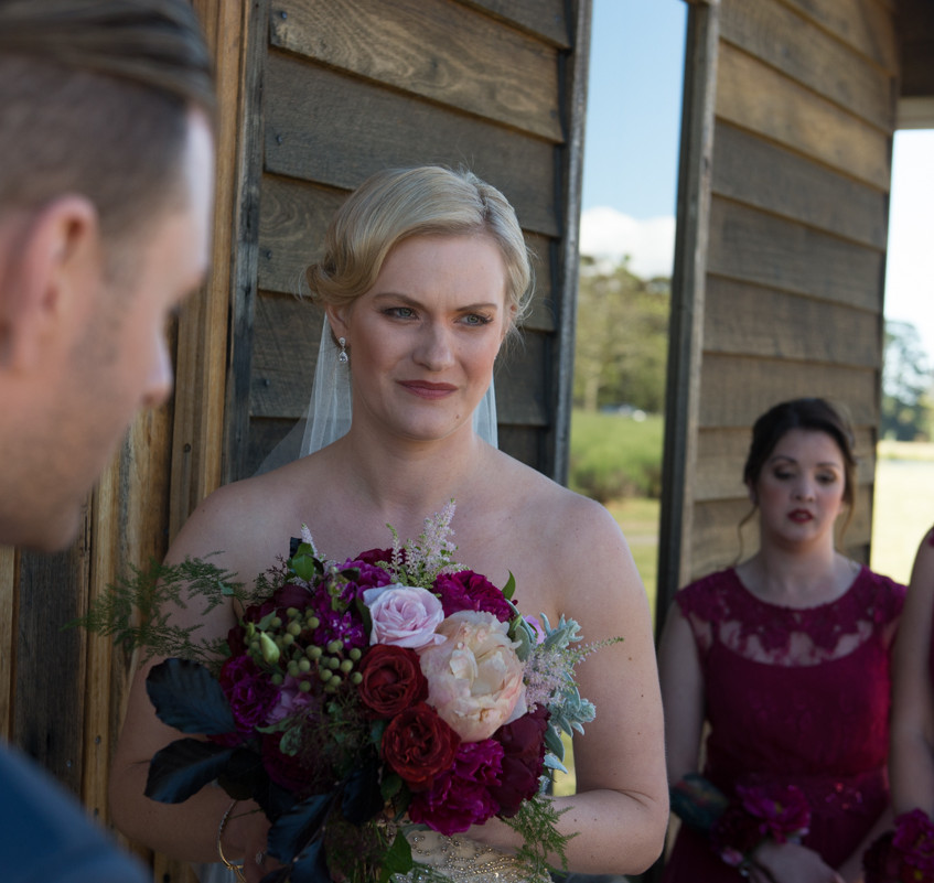 daylesford wedding celebrant male fun benn stone youthful