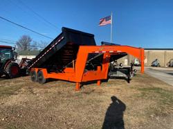 BWISE 7x16 16,800 GVWR Loaded Unit