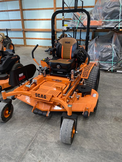 """2021 Scag Turf Tiger 2 61"""" 37HP (7 units in stock)"""