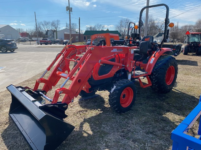 CK4010SE with KL4030QA Loader
