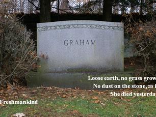 Haiku - Bethany's Ghost