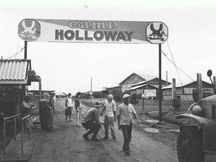 Pleiku, Vietnam - February 7, 1965