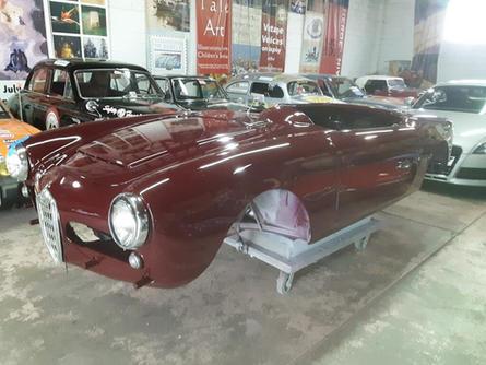 '61 Alfa Romeo