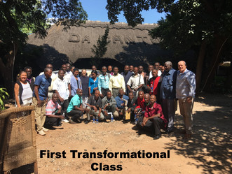 """TRANSFORMATION LIVINGSTONE """"We need you to make it happen"""""""