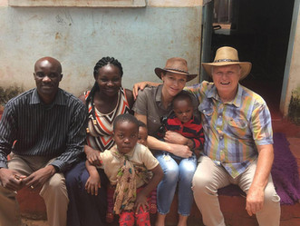 Princess of Monaco touched by the needs of the community