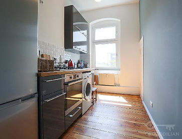 Carpenter Home Renovation Kitchen in Berlin