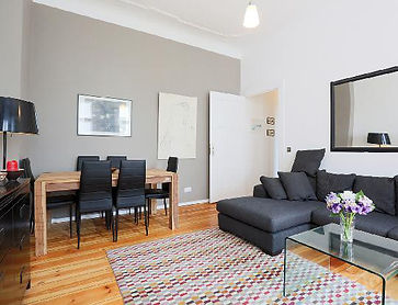 Carpenter Home Renovation Living Room in Berlin