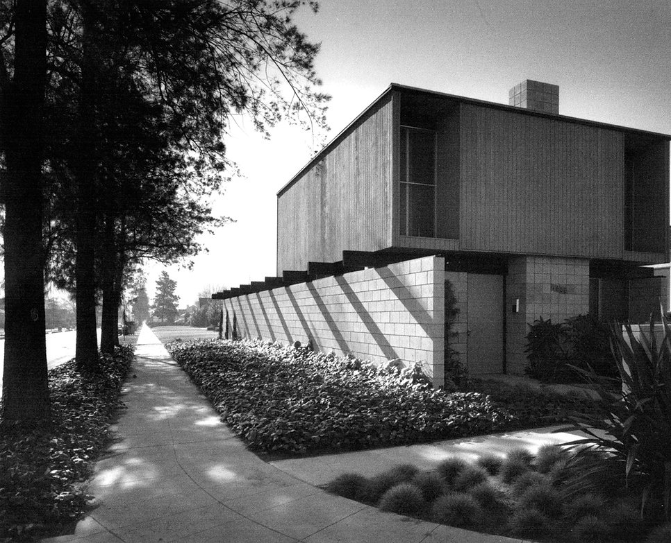 Architectural - Award of Excellence - Record Houses - 1966