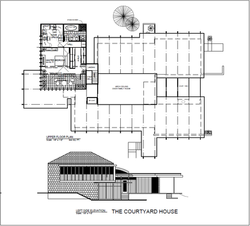 The Courtyard House