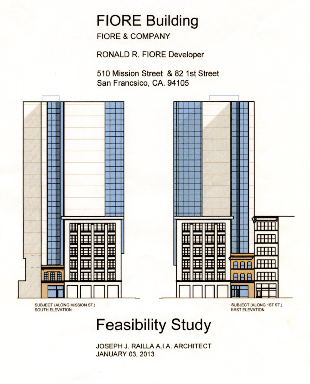 Fiore Building Exterior