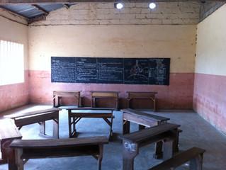 Projet d'achat de bancs d'écoliers